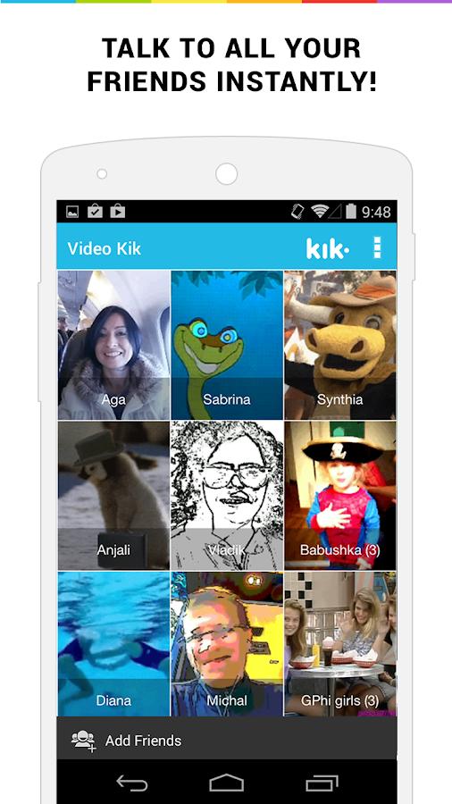Marco Polo (Video Kik Edition)- screenshot