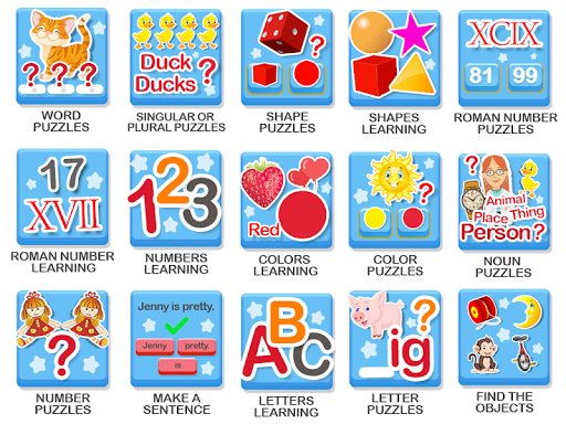 Kids Learning Computer For Toddlers and Babies 1.0 screenshots 11