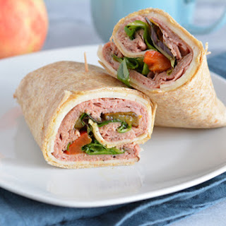 Roast Beef Wraps Tortilla Wrap Recipes