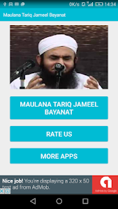 Maulana Tariq Jameel All Bayan screenshot 0