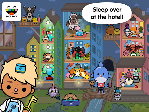 Download Toca Life: Pets MOD APK 9
