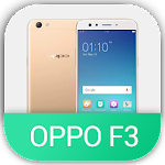 Launcher for OPPO F3 Icon