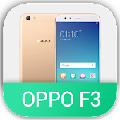 Launcher for OPPO F3