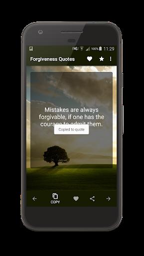Forgiveness Quotes screenshot 10
