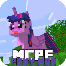 Pony MOD for Minecraft pe