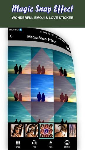 Magic Snap Effect - Photo Editor 1.5 screenshots 3