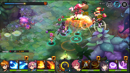 GrandChase APK screenshot thumbnail 21
