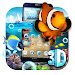 Dynamic 3D Aquarium Fish Theme icon