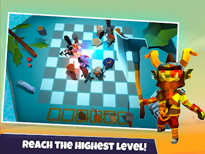Heroes Auto Chess - Free RPG Chess Game for PC / Windows 7