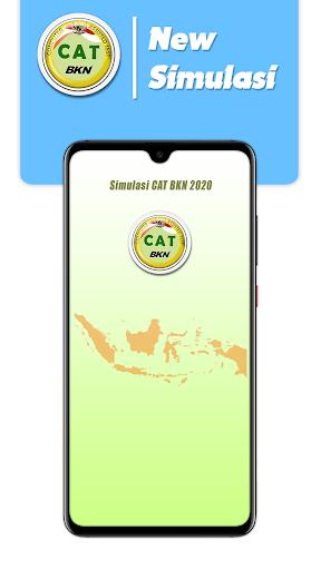 simulasi cat bkn 2020 screenshot 1