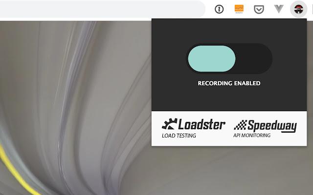Loadster Recorder