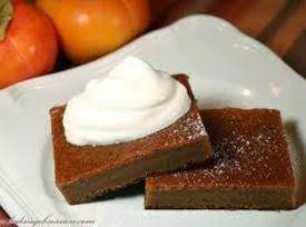 Ann Collin's Persimmon Pudding