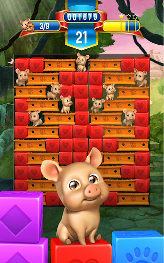 Pet Rescue Saga apktram screenshots 13