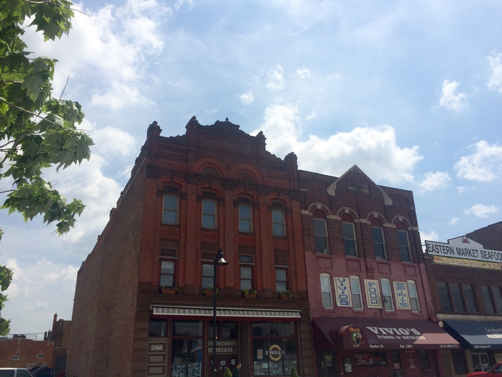 DeVries & Co. 1887 offers the nostalgia that visitors desire when exploring all that is historic in Eastern Market