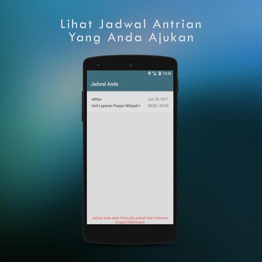 Antrian Paspor 1.2.9 screenshots 7