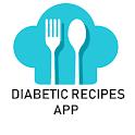 Diabetic Recipes App icon