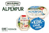 Angebot für Milkana Alpenpur im Supermarkt