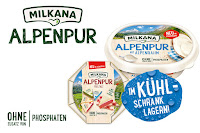 Angebot für Milkana Alpenpur im Supermarkt - Milkana