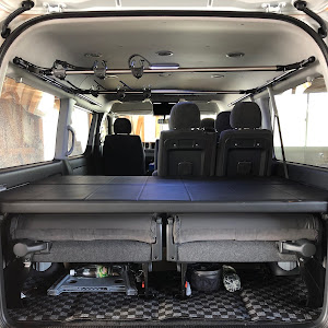 ハイエースワゴン TRH219W GL 4WDのカスタム事例画像 シロヤギ🐐さんの2019年02月16日15:10の投稿