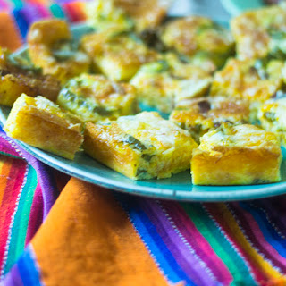 Jalapeno Cheese Squares Recipe