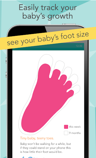 Ovia Pregnancy Tracker & Baby Countdown Calendar app (apk) free download for Android/PC/Windows screenshot