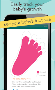 Download Ovia Pregnancy Tracker & Baby Countdown Calendar For PC Windows and Mac apk screenshot 8