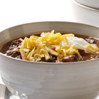 Lick-Your-Lips Chili