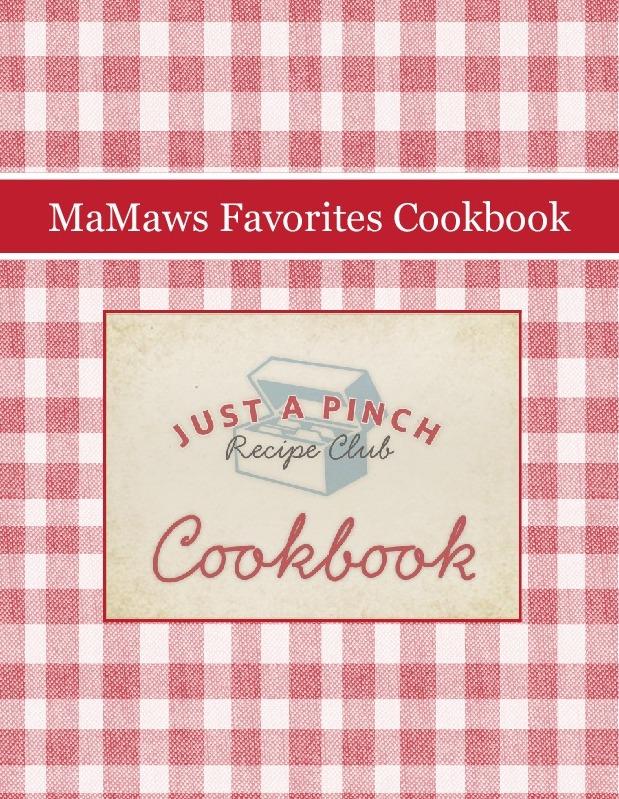MaMaws Favorites Cookbook