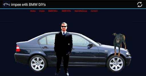 impee e46 BMW DIYs