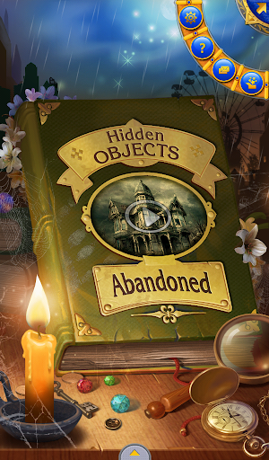 Hidden Objects Abandoned