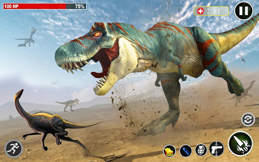Dino Hunting 3d screenshot 3