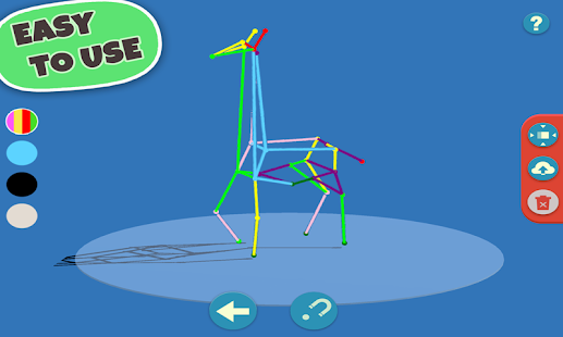 DRAW 3D JUNIOR :LEARN GEOMETRY- screenshot thumbnail
