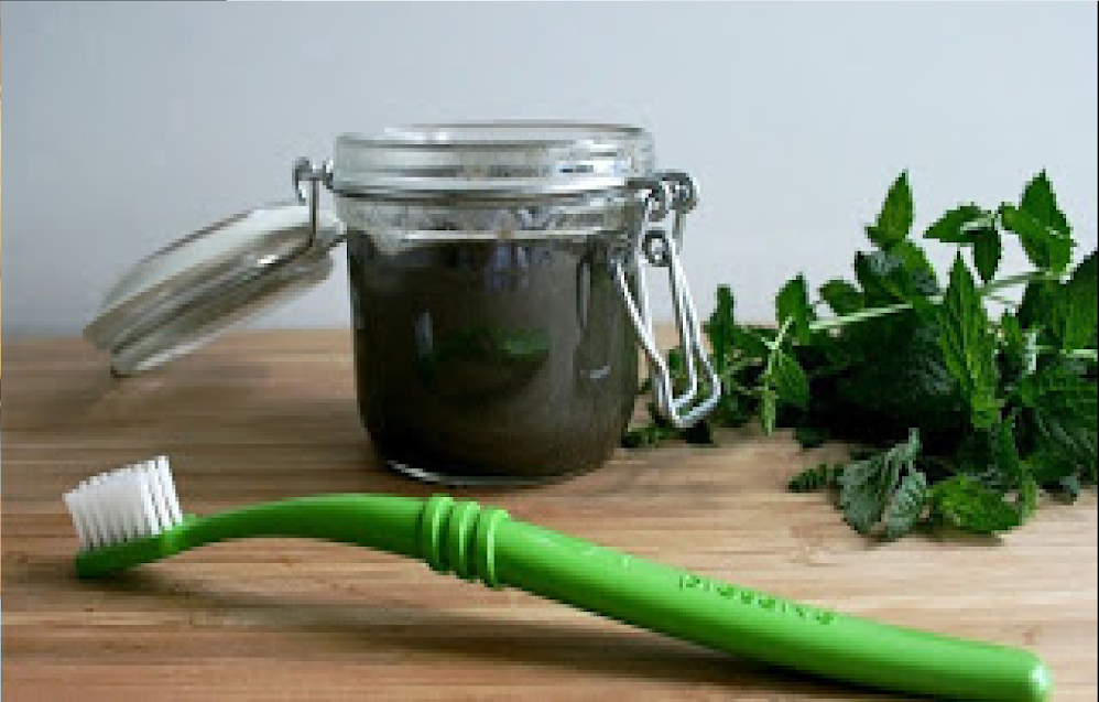 Make Your Own Natural Toothpaste