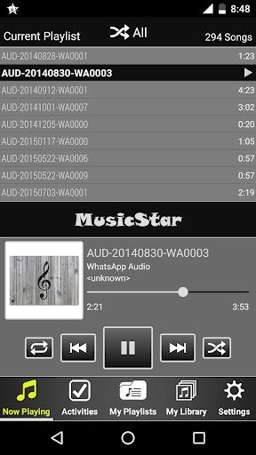 MusicStar Player