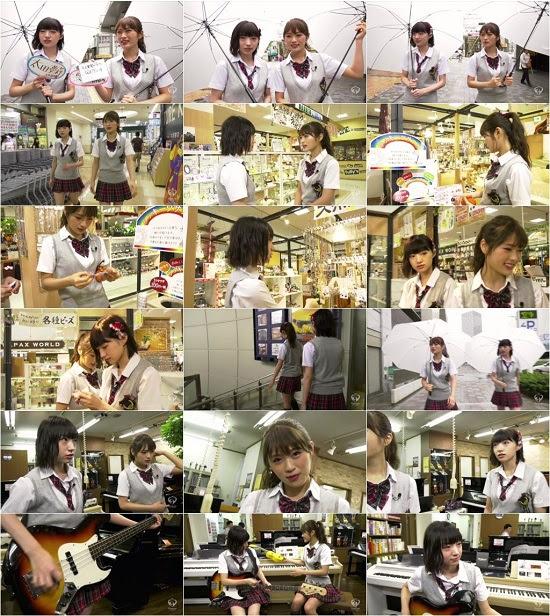(TV-Variety)(720p) (NMB48) Pokupoku Hyakkei Mogumogu Tabi ep37
