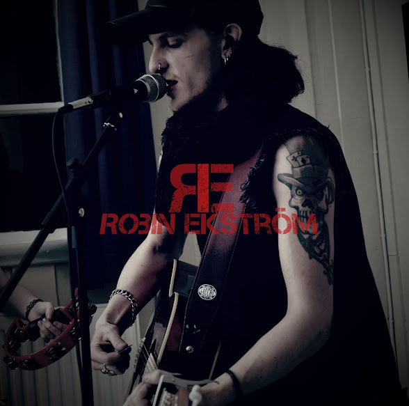 Robin Ekström  - trubadur