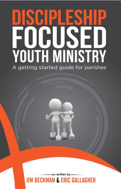 Discipleship Focused Youth Ministry Book