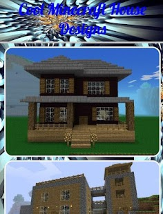Cool Minecraft House Designs Android Apps On Google Play - Cool minecraft house idea