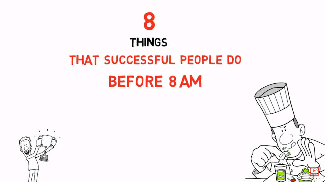 Do these 8 things every single day to become significantly more successful!