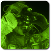 Night VIsion Goggles SImulator