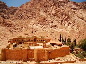 Photo: #023-Le Monastère Sainte Catherine classé en 2002 au Patrimoine Mondial de l'Unesco