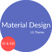 Material Design for LG V20 G5