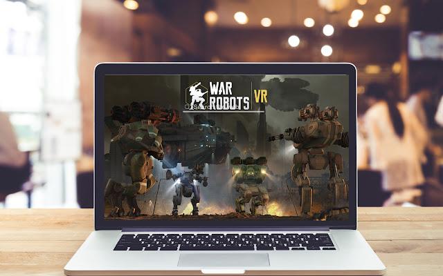 War Robots Wallpapers Game Theme