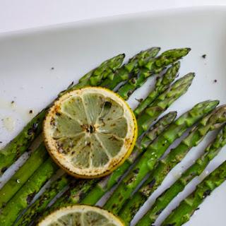 Roasted Asparagus with Lemon Recipe