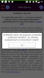 Tekst Dzienny 2018 - náhled