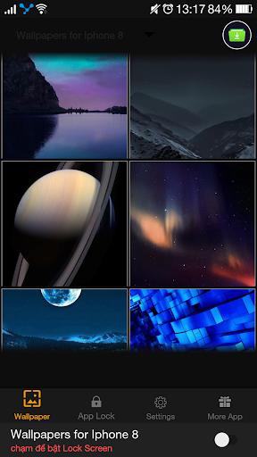 Wallpapers 4K for Iphone 8, HD Lock Screen 1.0.1 screenshots 4