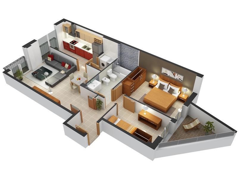 3d id es de plan de maison applications android sur for Application maison 3d