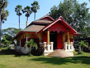 Photo: Burmese Style Temple