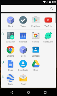 M Launcher -Marshmallow 6.0 Screenshot