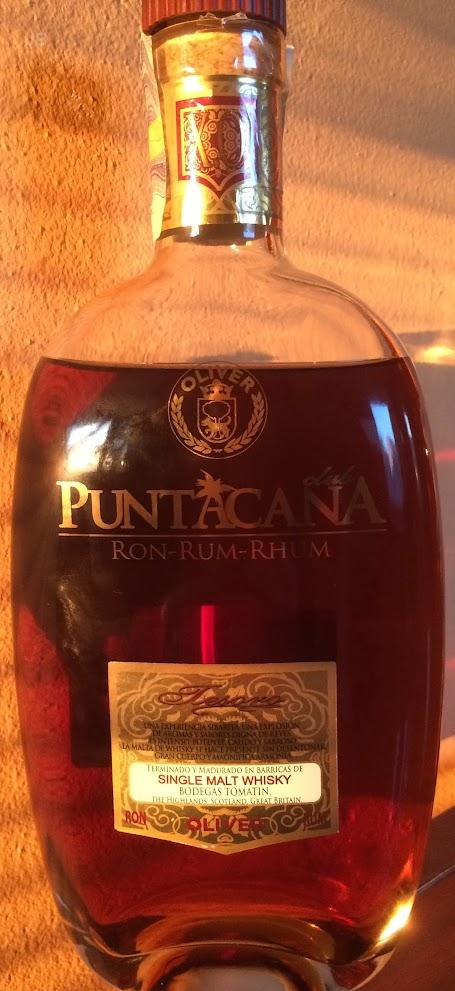 PuntaCana - Tomatin finish